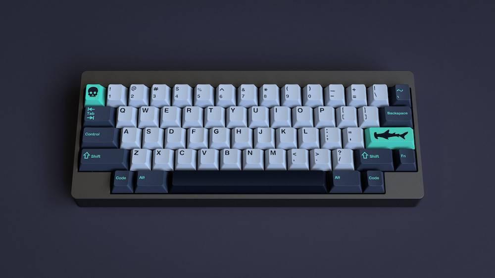Gmk Hammerhead Group Buy Mechanical Keyboard Kit European